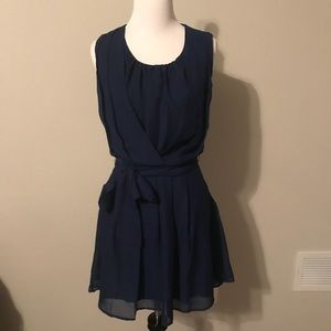 Bailey Blue Dress Size Small